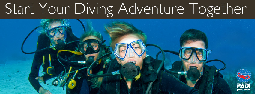 Start diving with A Water Odyssey Scuba