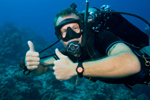 learn to dive with A Water Odyssey Scuba